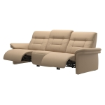 3 Seat Mary Sofa by Stressless two outside seats are powered