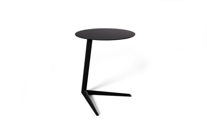 Milo Side Table in Pepper