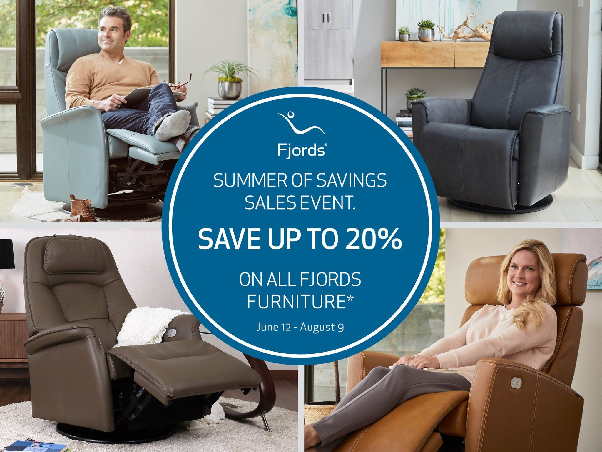 Fjords Summer Sale