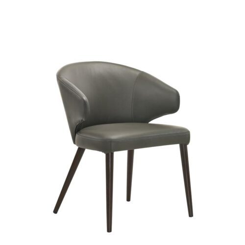 Voss Arm Chair Grey