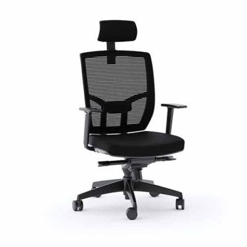 Task Chair Black Fabric