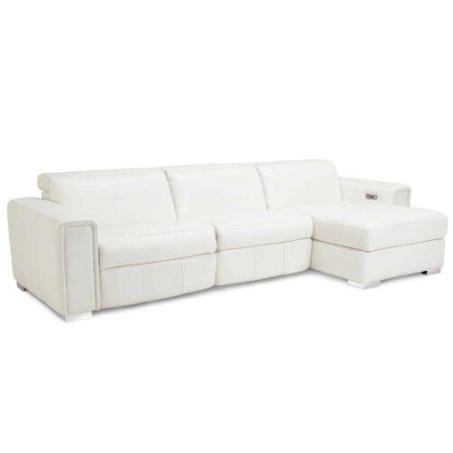 Titan Sofa Chaise Front