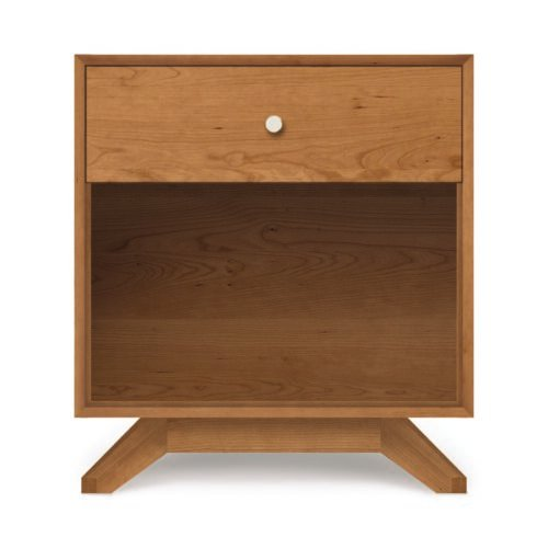 Astrid 1 Drawer NS in Cherry