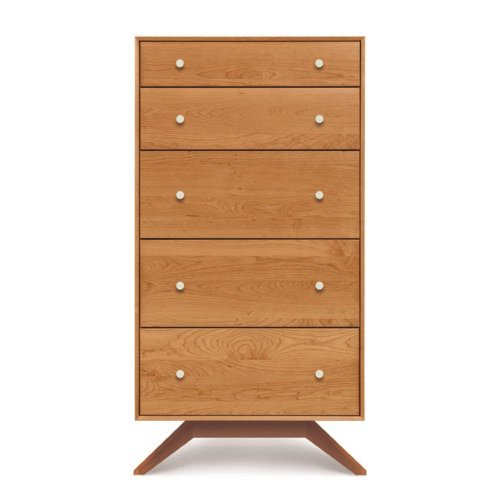 Astrid 5 Drawer Cherry