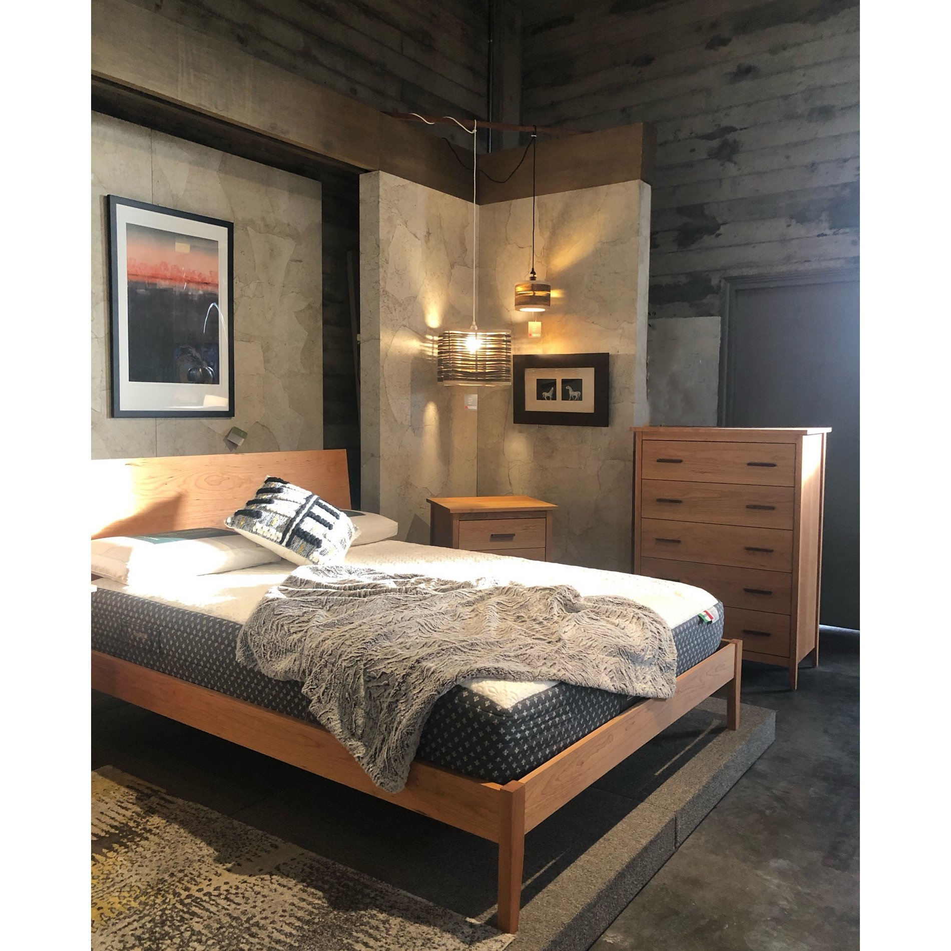 Wallace Bedroom - Benicia Showroom