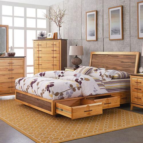 Whittier Bedroom