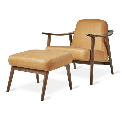 Baltic Chair & Ottoman