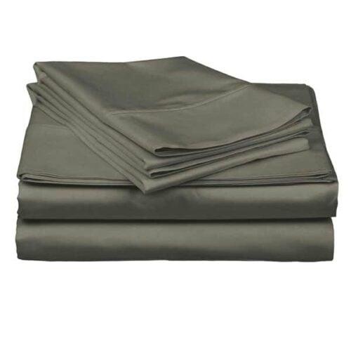 Comfort Sleeper 100% Combed Cotton Sateen Sheet Set
