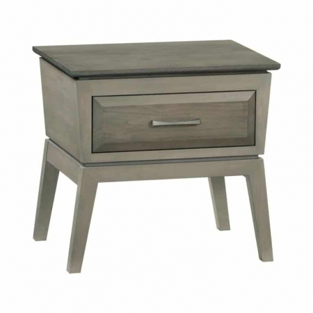 Ellison Nightstand 1 Drawer by Whittier