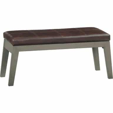 Ellison Upholstered Bench by Whittier