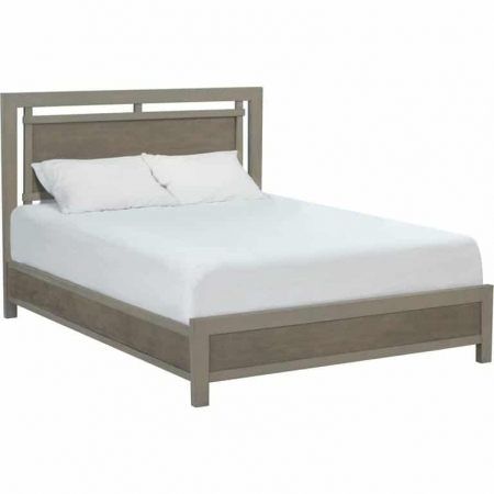 Ellison Panel Bed by Whittier