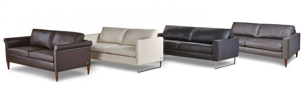 American Leather City Sofas
