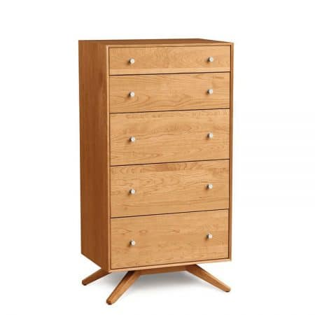 Astrid 5 Drawer Dresser by Copeland
