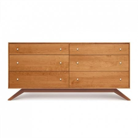 Astrid 6 Drawer by Copeland in Cherry