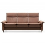 Stressless Aurora 3 Seat High Back Sofa