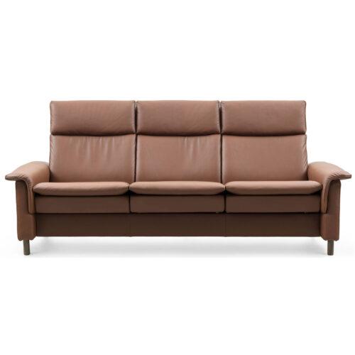 Stressless Aurora 3 Seat High Back Sofa