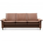 Aurora 3 Seat Low Back Sofa by Stressless