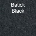 Batick Black Leather