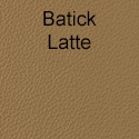 Batick Latte Leather