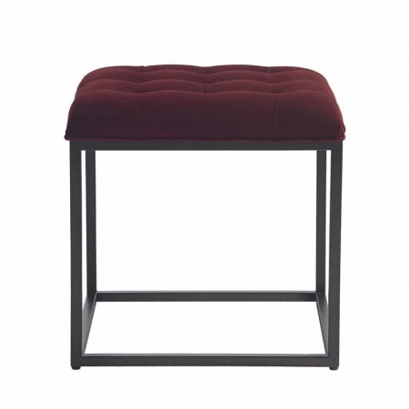 Bennett Ottoman Merlot by Universal Home Furniture