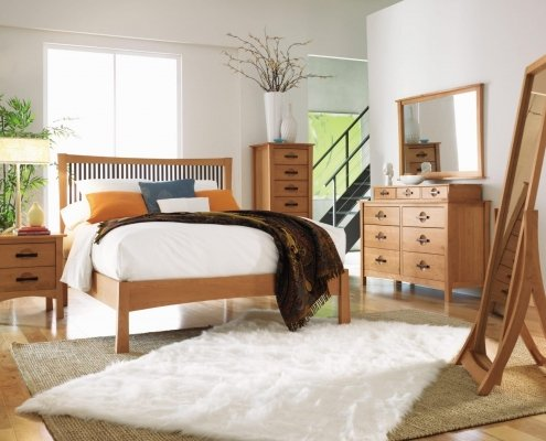 Berkeley Bedroom Collection by Copeland