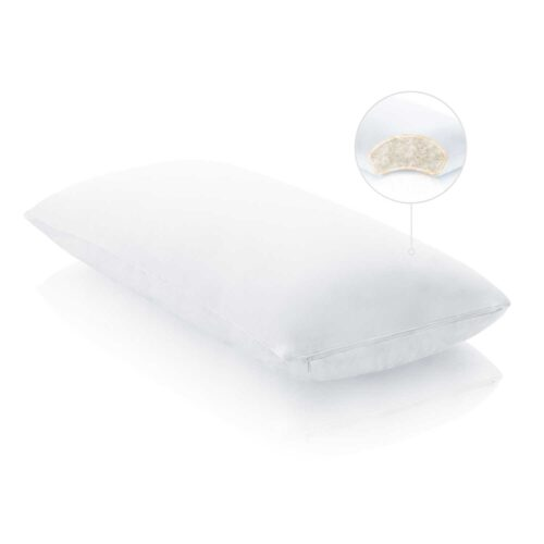 Malouf Cotton Encased Down Blend Pillow
