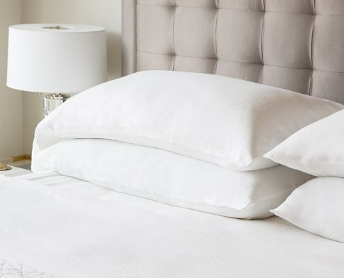 Malouf Woven French Linen Sheets