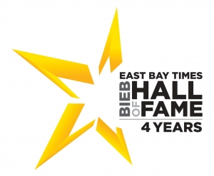 Hall of Fame winner 4 years East Bay Times