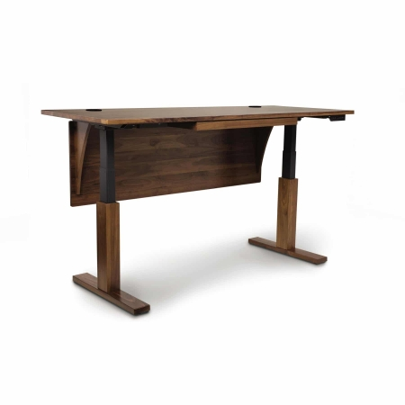 Invigo Sit Stand Desk by Copeland Furniture