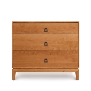 Mansfield 3 Drawer Dresser by Copeland