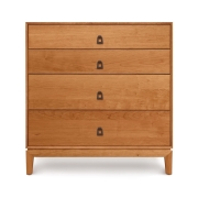 Mansfield 4 Drawer Dresser by Copeland
