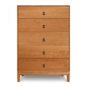 Mansfield 5 Drawer Dresser by Copeland