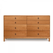 Mansfield 8 Drawer Dresser by Copeland