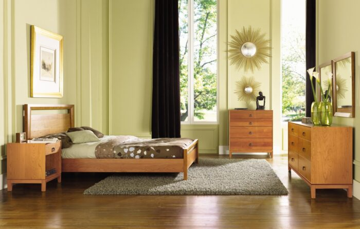 Mansfield Bedroom by Copeland