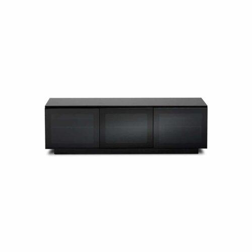 Mirage 8227 2 BDI contemporary TV cabinet black