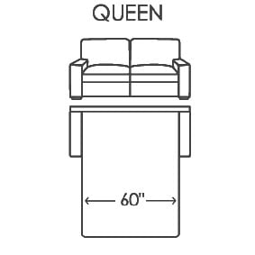 Queen Size Comfort Sleeper