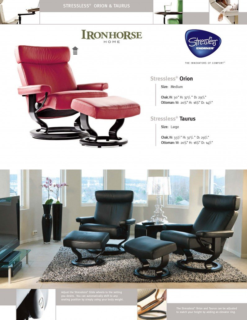 stressless tear sheets ironhorse home furnishings. Black Bedroom Furniture Sets. Home Design Ideas