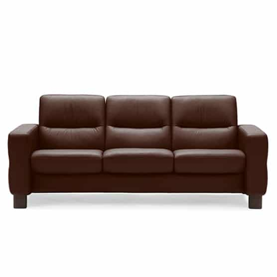 Stressless Wave Low Back Sofa