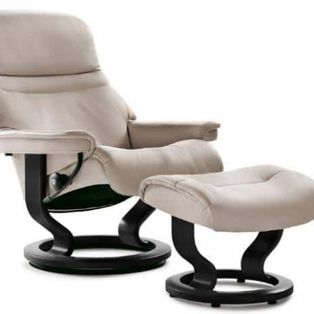 Sunrise Recliner by Stressless