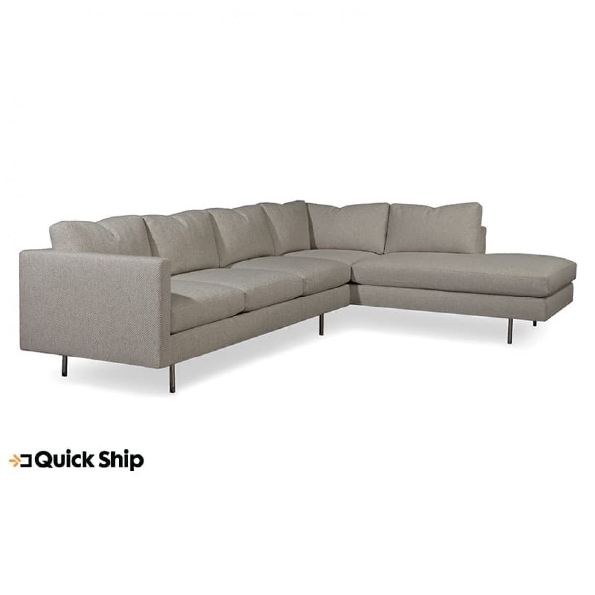 Sectional Sofa By Thayer Coggin