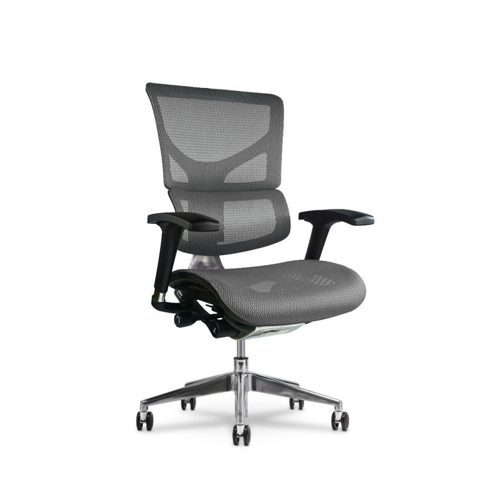 X Chair Grey