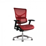 X Chair Red