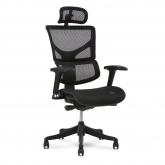 X1 Black Chair