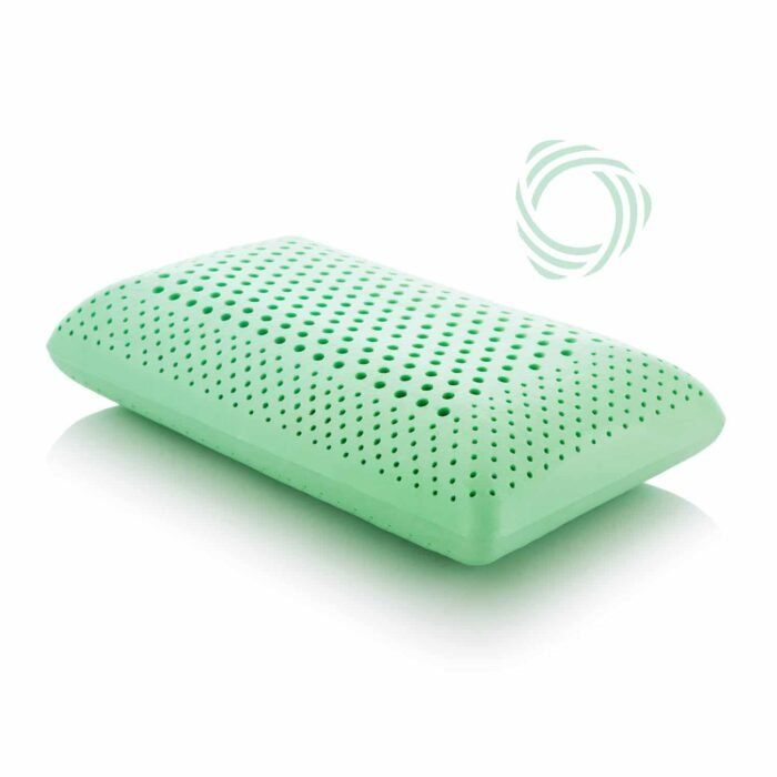 Malouf Z Zoned ActiveDough Pillow Peppermint