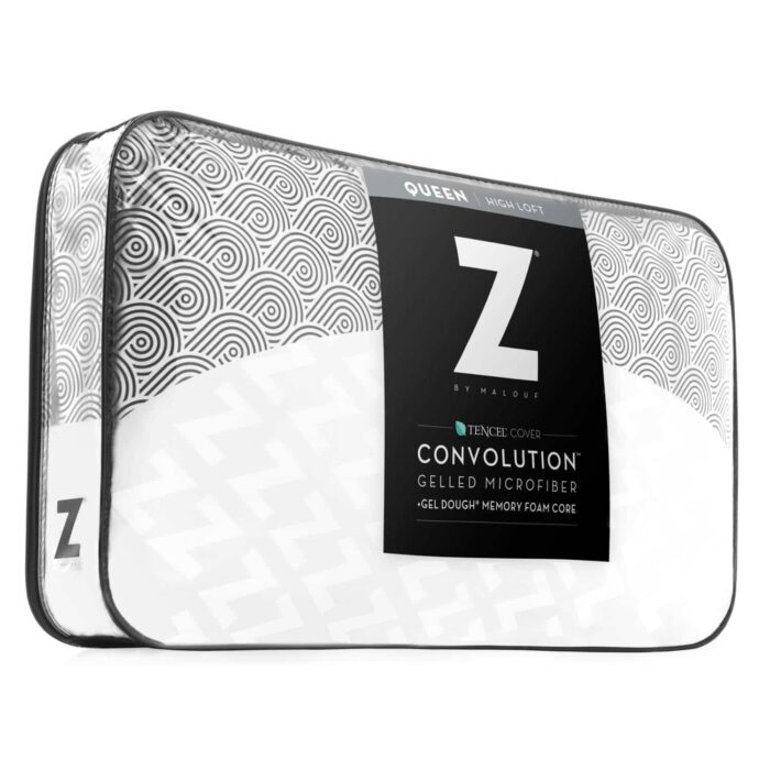 Malouf Gel Convolution Pillow