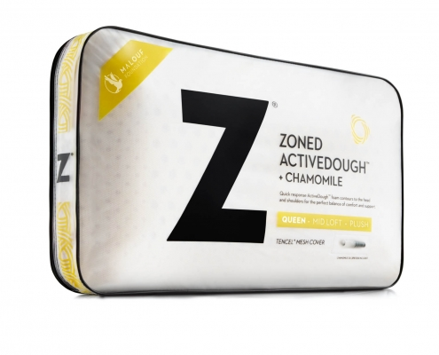 Malouf Z Zoned ACTIVEDOUGH Pillow Chamomile