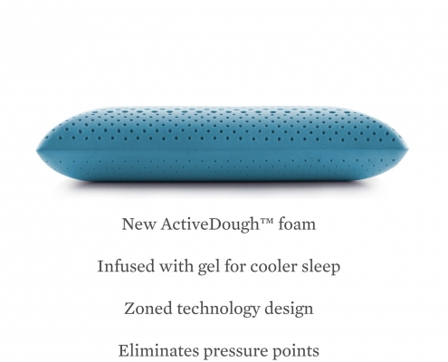 Malouf Z Zoned ActiveDough Pillow Cooling Gel