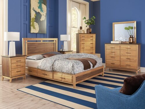 Addison Storage Bedroom Collection