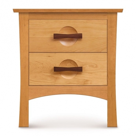 Berkeley Nightstand 2 Drawer by Copeland