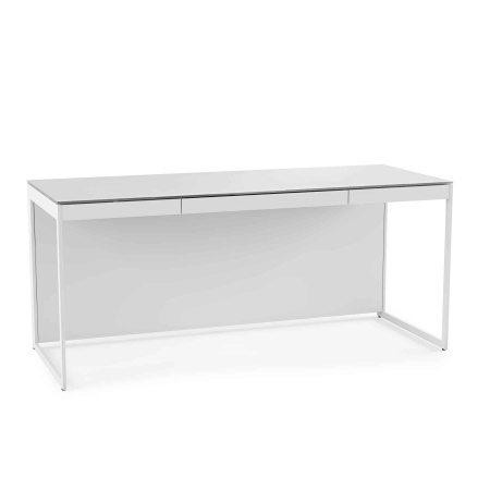 centro office 6401 BDI desk white